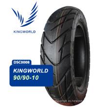 Neumático de motocicleta de alta velocidad 100 / 90-16