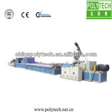 PVC-breite Türplatte Profilfertigungsstraße