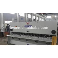 Qc11y hydraulische schere Maschine 25 * 2500