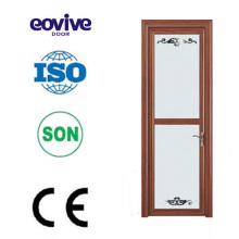 Competitive price high quality toilet aluminium doors design