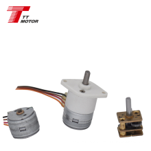 GM12-15BY 15by 5v micro stepper motor gear motor type