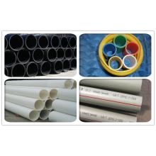 Ligne d'extrusion de tuyau de HDPE de 16-160mm, machine de tuyau de HDPE de haute qualité