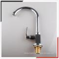 Classic zinc die casting brass movable kitchen sink faucet