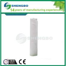 Rolo de tecido não tecido branco PP de 70 * 180cm