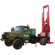 150m 200m 300m Truck Mounted Water Well Drill Rig for sale