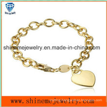 Hot-Selling Stainless Steel Chain Bracelet Can Be with Your Logo (BL2839)