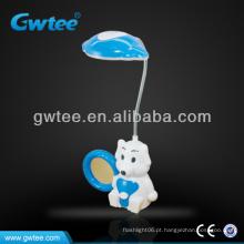 GT-8801 18 leds lâmpada de mesa mini