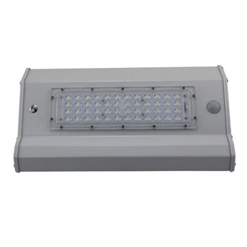 Aplique de pared LED solar 10W