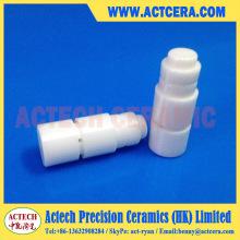 Émbolo de cerámica de Zirconia de alta presión de fabricación