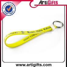 Artigifts promotion cadeaux silicone bracelet porte-clés