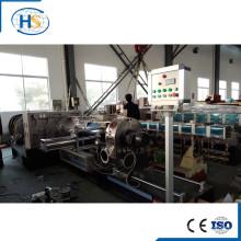 Pétrolage d'extrudeuse à deux étages de noir de carbone pour le mélange-maître de remplissage