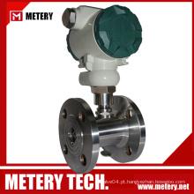 Medidor de fluxo de turbina de alta performance da METERY TECH.