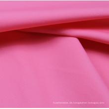 100% Baumwollgewebte Textilien Baumwollsatin 50 * 50/187 * 107 feste Farbstoffhemd-Gewebefabrik