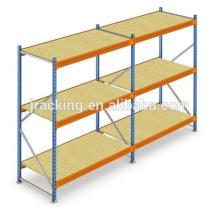Пакгауз стальной гараж, полочные стеллажи рабочие столы