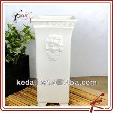 Французская стильная ваза для декора