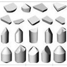 Various Sizes and Types of Tungsten Carbide Mining Tips