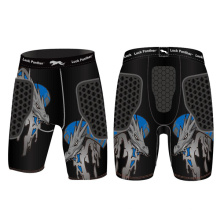 Compression Martial Arts Shorts Customized Fight Shorts (YSC20-01)