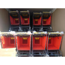 Plastic Shopping Trolley 180 Liter