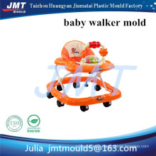 Latest Design Eco-friendly PP Baby Walker with PU Mute wheel/Music