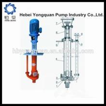Fabricação de bomba de pasta submersível centrífuga industrial de alta qualidade à venda