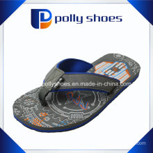 New Mens Grey Scuba Flip Flop Synthetic Sandals Flops
