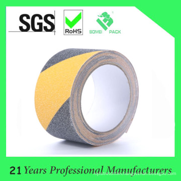 Double Color Single Side Anti-Slip Adhesive Tape for Floor Masking
