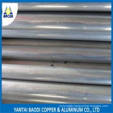 Anodized Mill Finished Aluminum Pipe