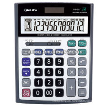 12 digital check and tax electronic calculator