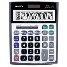 12 цифровой электронный калькулятор чеков и налогов