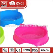 Plastic automatic slow feed dog pet bowl