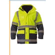 100% полиэстер 300d Оксфорд с водонепроницаемым функцию куртка