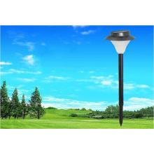 Iluminación solar al aire libre del jardín del vidrio 16 LED de alta calidad