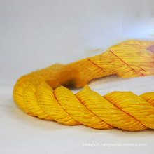 ligne de pêche utilitaire corde de polyester corde de polypropylène