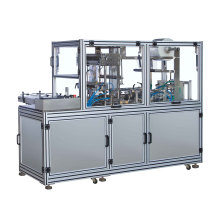 Серводвигатель Прозрачные Упаковочная Машина