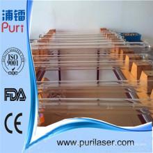 Fabric Small Power 100W CO2 Tubo de Laser Fornecedor