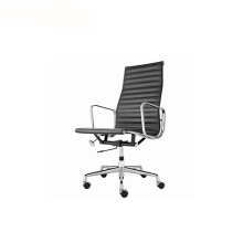 High Back Armchair Aluminum Group Executive Chair