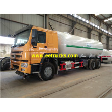 30 CBM HOWO Propane Road Tank Trucks