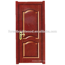 Fashion Traditional Interior Melamine Door Design For Bedroom Door