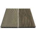 200*25 снаружи Анти-УФ деревянного Пластичного составного decking WPC настил