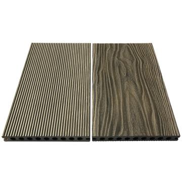 Material de construcción Wpc Decking compuesto / wpc Outdoor Flooring
