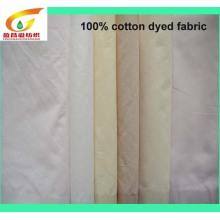 Tissu de coton vert