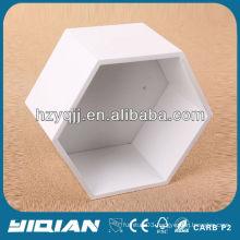 Cosmos Cube Shelf Wall Decor with Round Corner