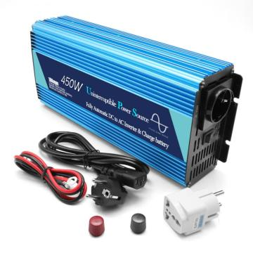 Belttt 450W Small Power Inverter UPS para casa