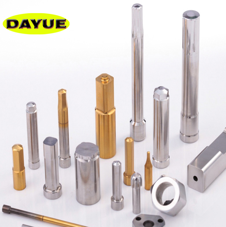 Chinese Factory Processing Tungsten Carbide Punch and Pin