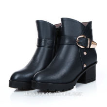 Quente vendendo alta qualidade curta moda mulher sapatos botas 2014