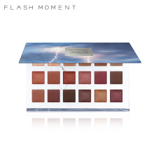 FlashMoment 18 Colors Wholesale Makeup Eyeshadow Palette High Pigment