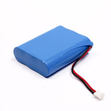 18650 3S1P 11.1V 2500mAh Li Ion Battery Pack