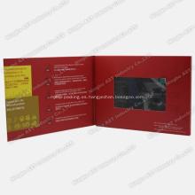 Reproductor de publicidad, módulo de video Brochuse, catálogo de video digital