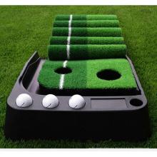 Rasenmatte aus Kunststoff für Golf