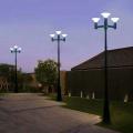 Luz de jardín LED solar de 15W